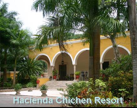 Hacienda Chichen Resort is Yucatan's Best Eco-Spa Destination
