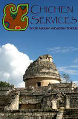 Visit Chichen Services for great Yucatan Hotel Discounts, Green Vacations, and Cultural Packages
