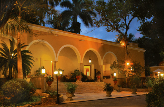 Visit Hacienda Chichen and Yaxkin Spa for a full Mayan Eco-Cultural Experience when visiting Yucatan and the Riviera Maya