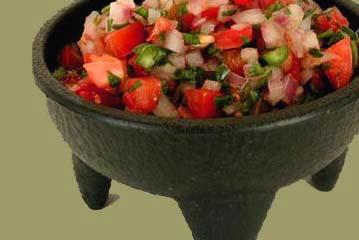 Mexican Salsa: Mayan  Ix'ni Pec