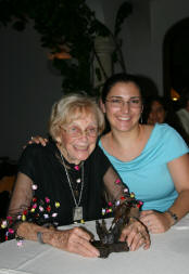 Yucatan Gobernor's Recognition Award Dinner Party to Merle Greene, Merida Yucatan, Mexico