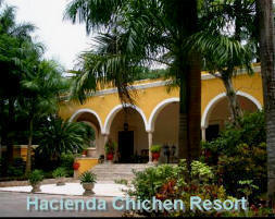 Hacienda Chichen Resort a green boutique hotel and Eco-Cultural Paradise