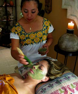 Promoting ancient Mayan Healing traditions at Yaxkin Spa