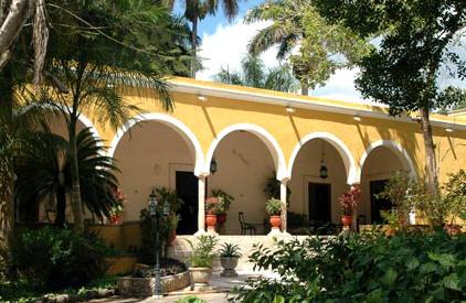 Yucatan Haciendas Hacienda Chichen Resort Itza Mexico