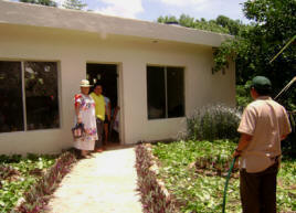 Mayan Volunteer programs - Maya Foundation In Laakeech, Yucatan, Mexico