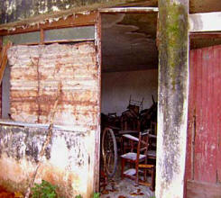 Unsafe, rusted, broke-down, facilities at Xcalacoop's public pre-school Mayan Child Care Center are being reconstructed today! Please help