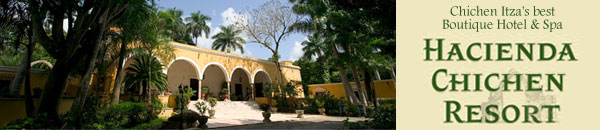 Hacienda Chichen Resort and Yakin Spa, Chichen Itza, Yucatan, Mexico