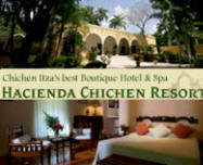 Best Green Hotel in Yucatan - Hacienda Chichen