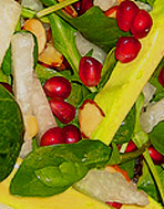 Create Pomegranate and Fruit Mixed Salads to enjoy the benefits of this delicious gift of nature
