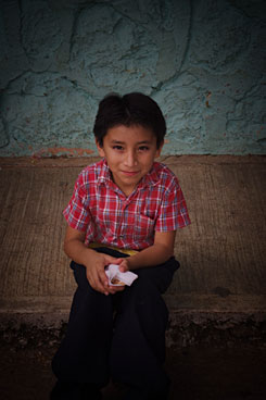 Our efforts support the Maya Childrens' nutrition, health, and education for a better future.