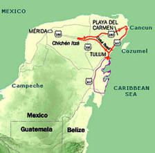 An How To Get Chichen Itza From Cancun Or Rivera Maya