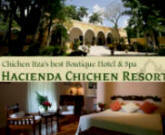 Hacienda Chichen: Best Green Hacienda Hotel in Yucatan, Mexico