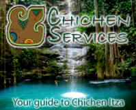 Chichen Service: eco-tours, Mayan Cooking Classes, Yucatan Wedding Destination Planner, Yucatan's best Vacation Packages