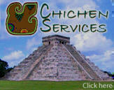 Chichen Service offers you great vacation packages and savings!